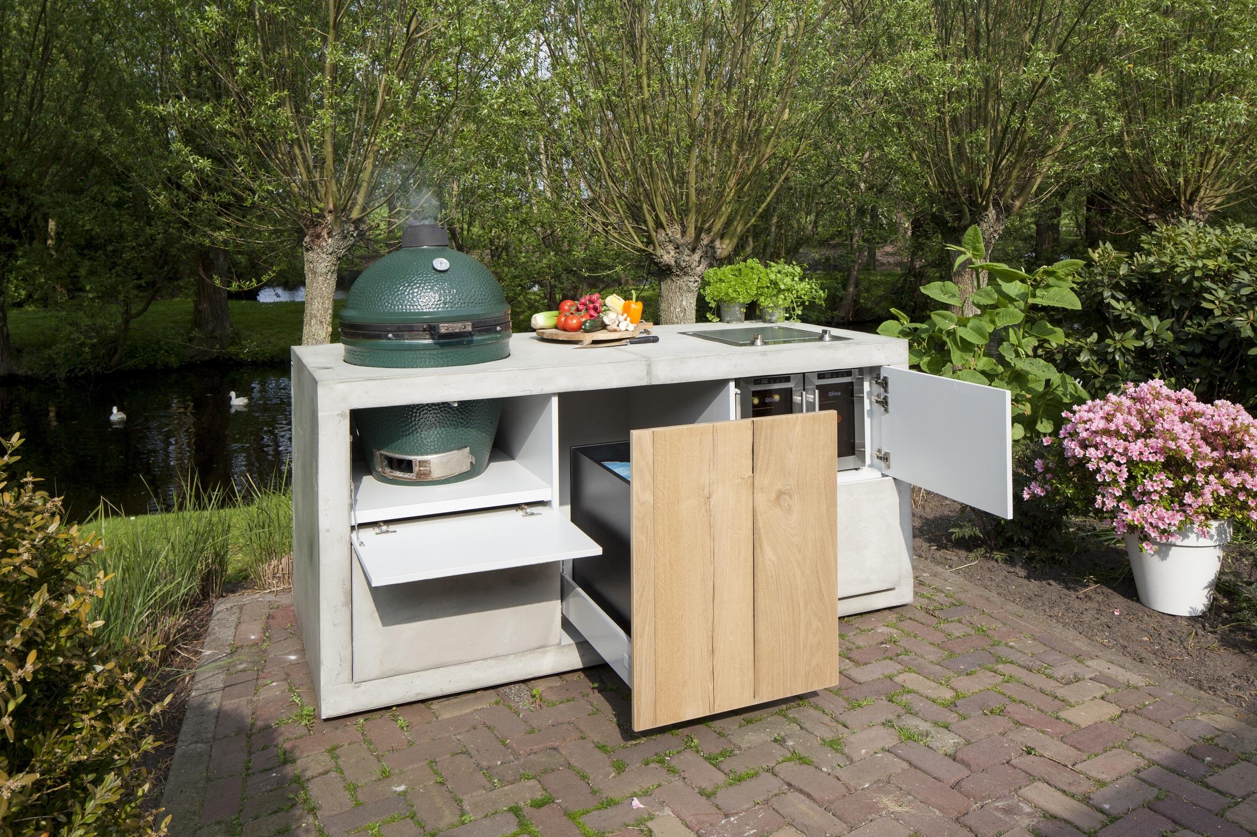 Exclusieve buitenkeukens grezzo - Barbecue ontwerp ...