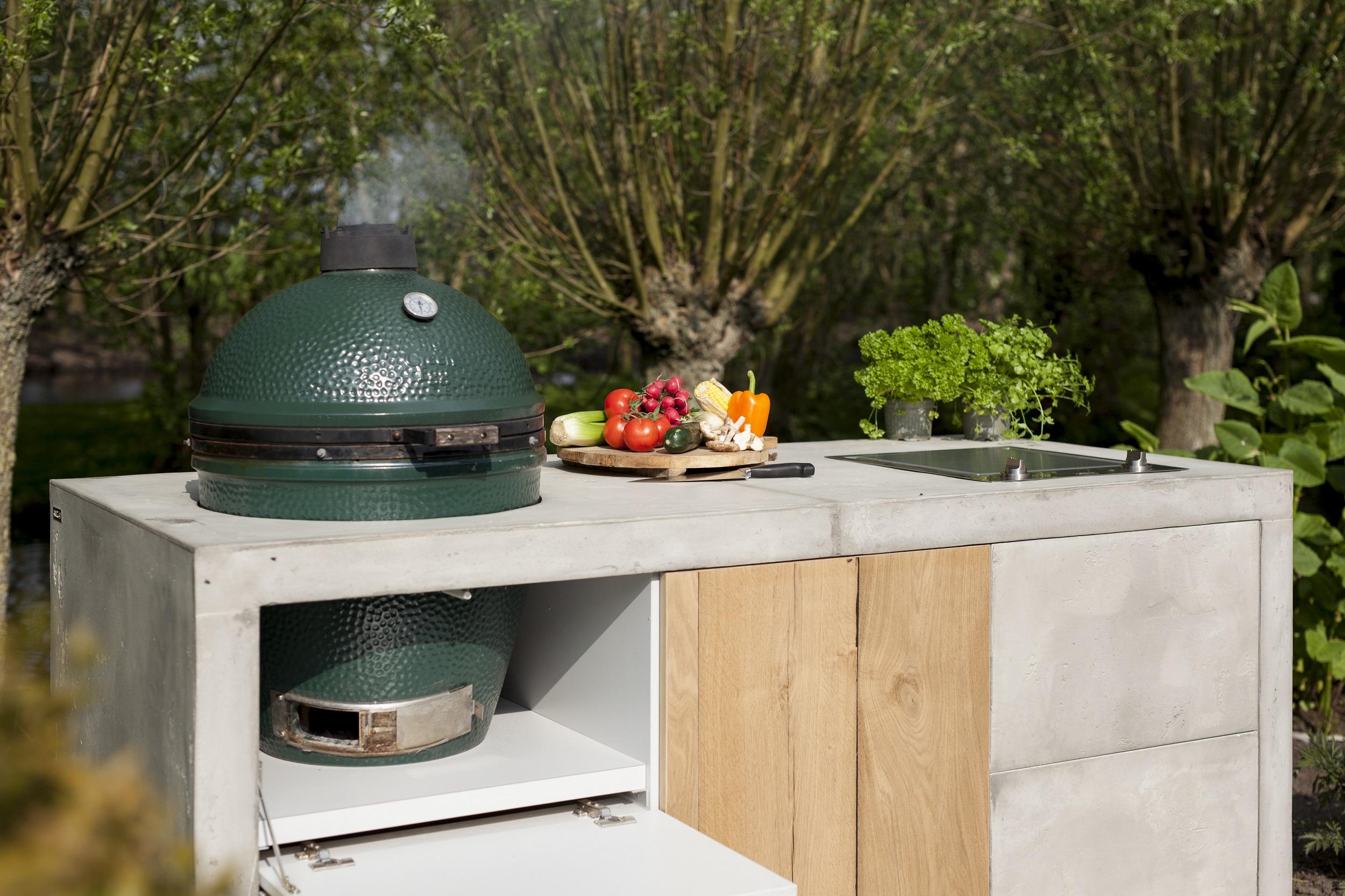 Exclusive Outdoor Kitchens Grezzo